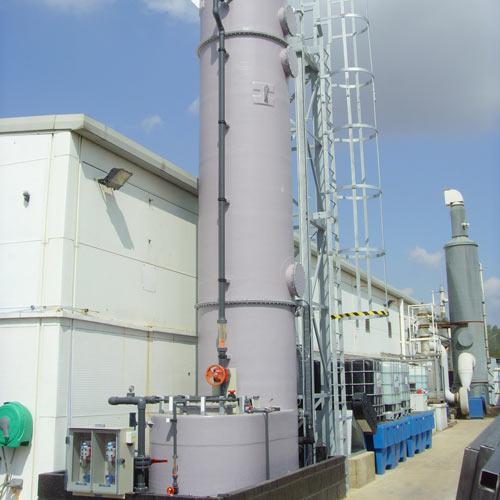 ChemKlean® Scrubbing Systems