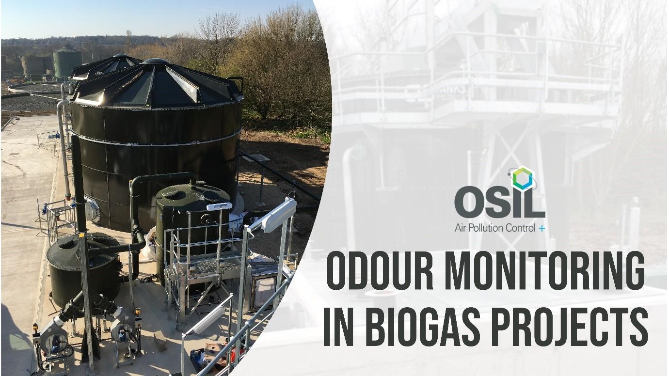 Biogas and odour Control